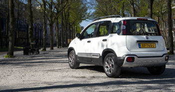 Test Fiat Panda City Cross