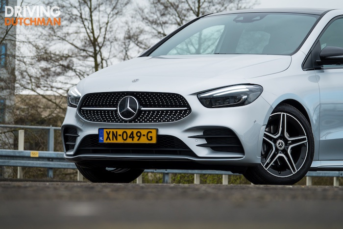 Test Mercedes-Benz B-Klasse 2019 Driving-Dutchman