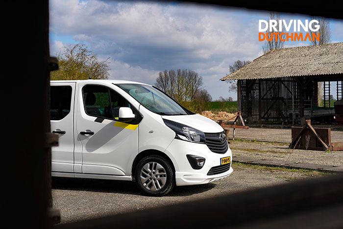 Test Opel Vivaro Irmscher