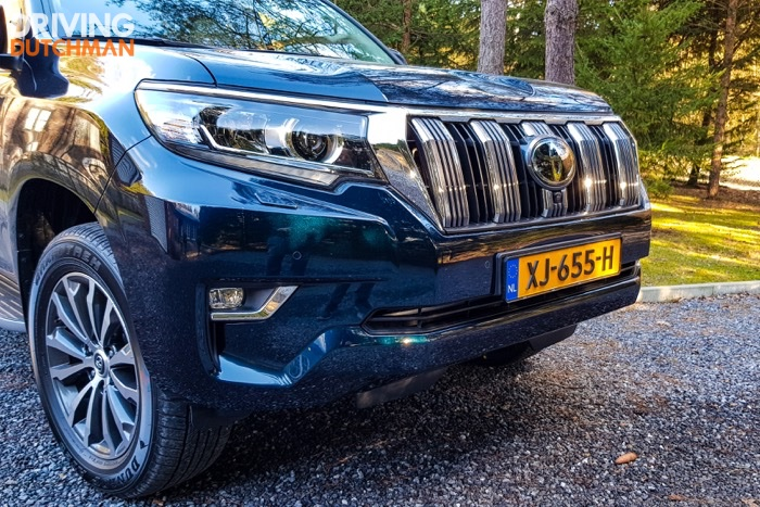 Toyota Land Cruiser 2019 Driving-Dutchman