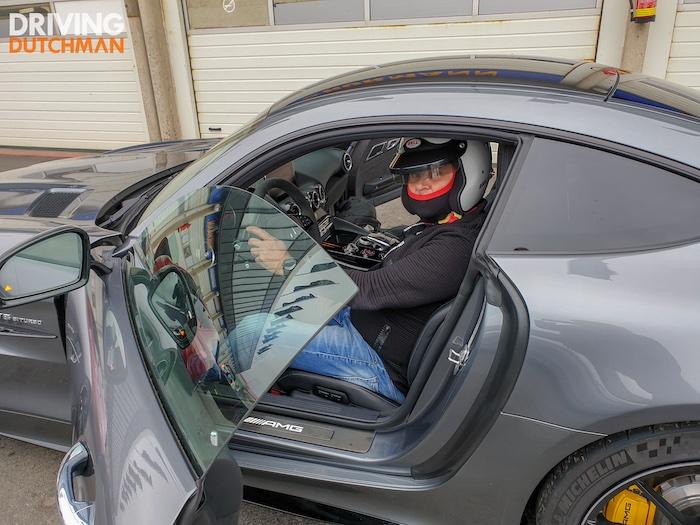 De AMG Experience en het verhaal achter AMG Driving-Dutchman