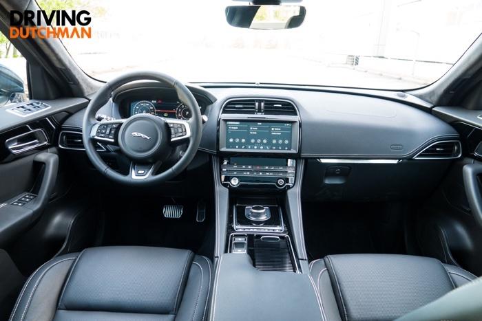 Jaguar F-PACE 30t Automaat AWD R-Sport