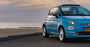 Test Fiat 500C Spiaggina