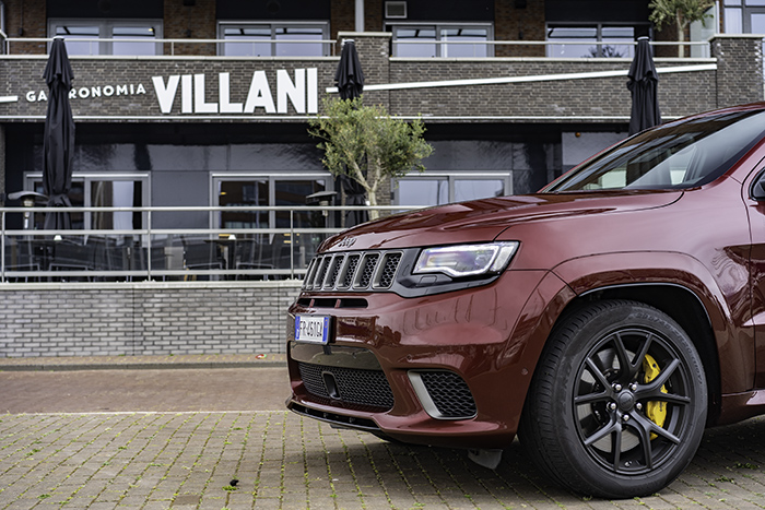 Test Jeep Grand Cherokee Trackhawk