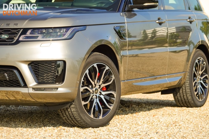 Test hybride Range Rover Sport P400e HSE Driving-Dutchman