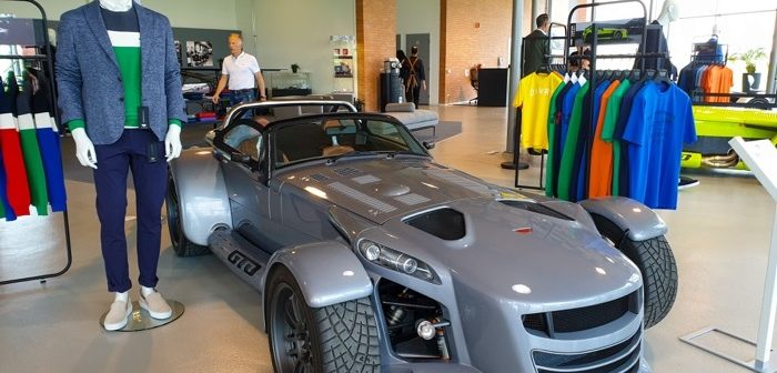 Donkervoort Only for Men Driving-Dutchman