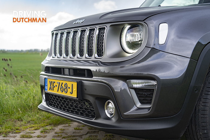 Test Jeep Renegade