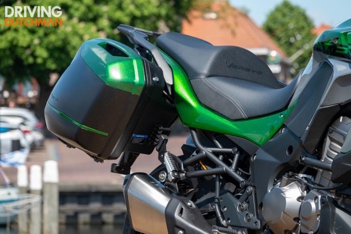 Test Kawasaki Versys 1000 SE 2019 Driving-Dutchman