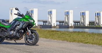 Test Kawasaki Versys SE 2019 Driving-Dutchman