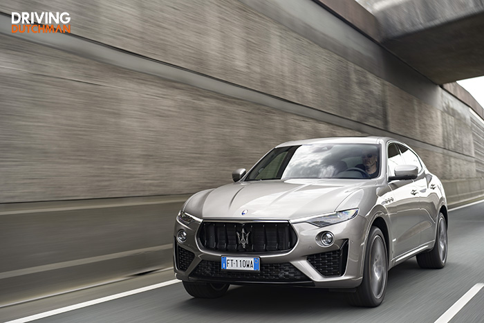 Test Maserati Levante S GranSport
