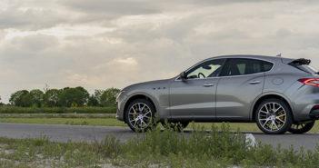 Test Maserati Levante S GranSport