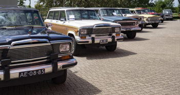 Jeep Wagoneer meeting