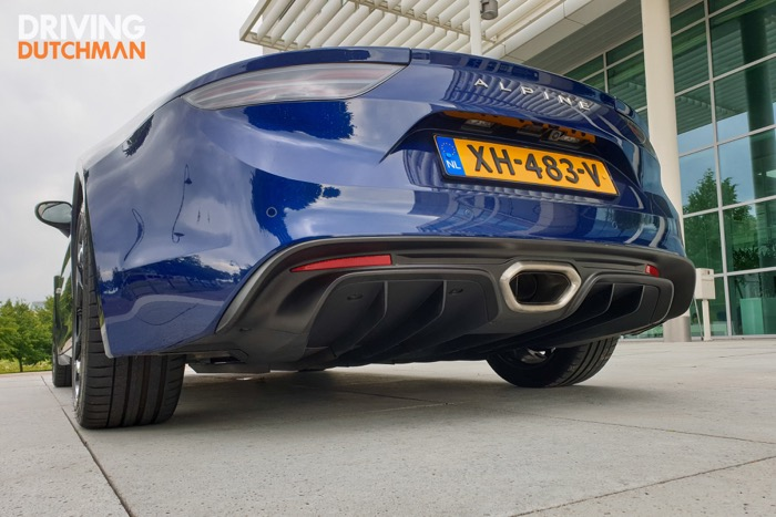 Test Alpine A110 Légende Driving-Dutchman