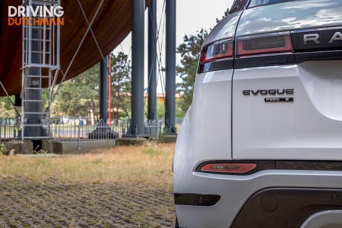Test Range Rover Evoque P250 AWD R-Dynamic Driving-Dutchman