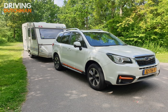 Test Subaru Forester Spring Edition Driving-Dutchman