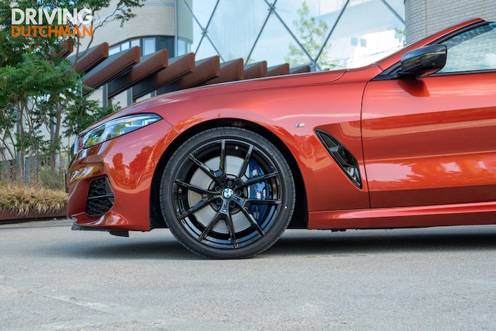 Rijtest BMW M850i xDrive Cabriolet Driving-Dutchman