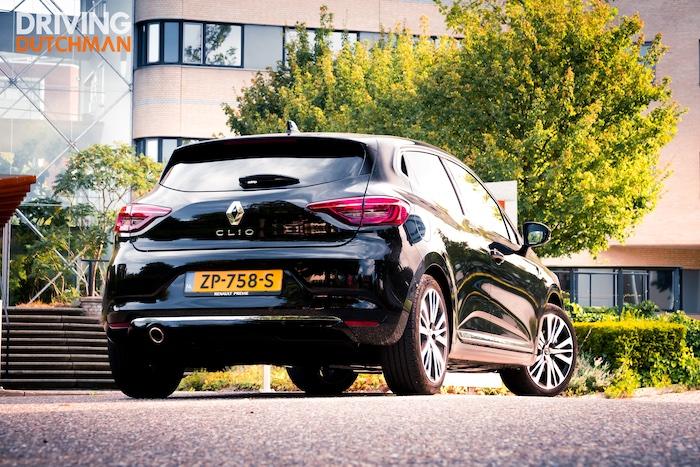 Test Renault Clio TCe 130 EDC GPF Initiale Paris 2019 Driving-Dutchman_6