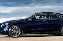 Mercedes Benz CLS test