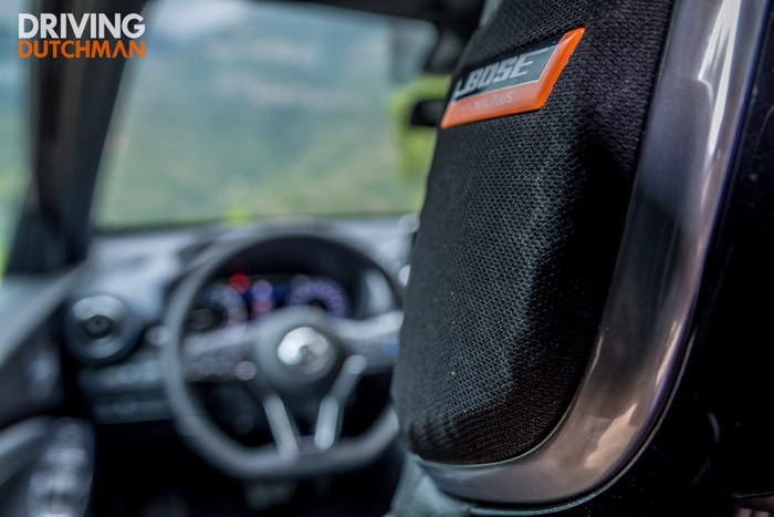 Test nieuwe Nissan Juke 2019 Driving-Dutchman