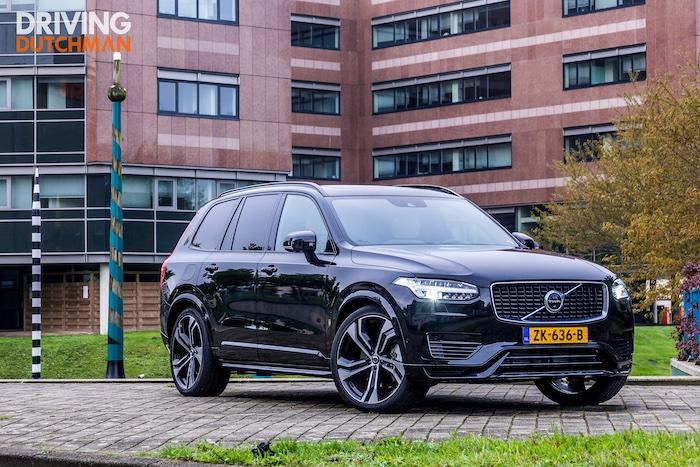 Volvo XC90 Driving-Dutchman