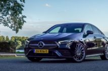 Test met de prachtige Mercedes-Benz CLA 220 Coupé Driving-Dutchman