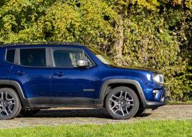 Nieuwe Jeep Renegade 1.3 DDCT in de test
