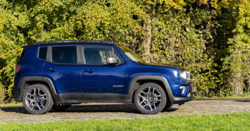 Test Jeep Renegade automaat