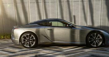 Test Lexus LC 500h