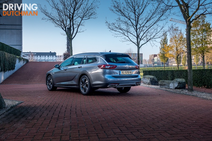 Test Opel Insignia Country Tourer Driving-Dutchman