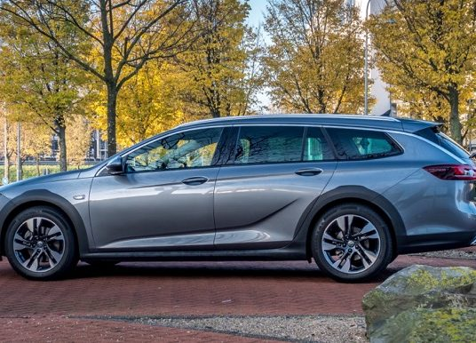 Test Opel Insignia Country Tourer 1.6T 200 pk