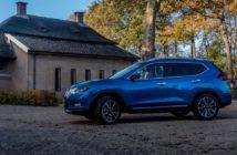 Test met de grote betaalbare Nissan X-TRAIL Driving-Dutchman