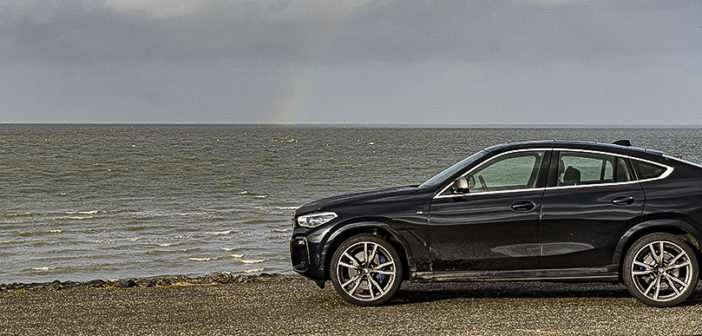 BMW X6 M50i test