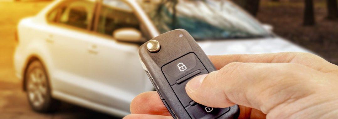 Lege accu legt immobilizer-systeem Opel Corsa plat Driving-Dutchman