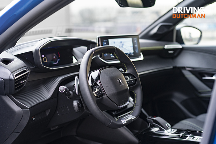 Test Peugeot 208 GT line