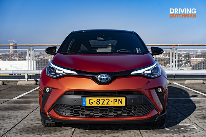 Test Toyota C-HR