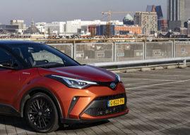Test nieuwe Toyota C-HR, goed nog beter gemaakt