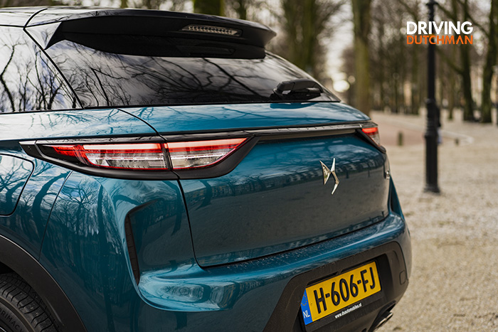 test DS 3 Crossback