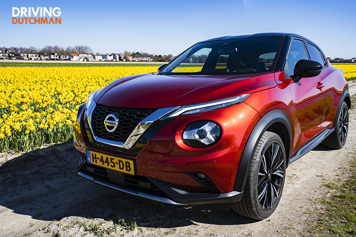 Test nieuwe Nissan Juke