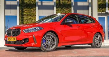 BMW M135i xDrive Driving-Dutchman
