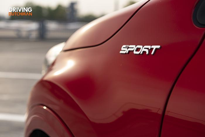 Test Fiat 500X Sport