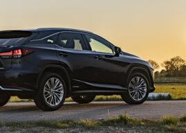 De nieuwe Lexus RX 450h uitgebreid getest