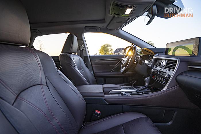 Test Lexus RX 450 h 2020