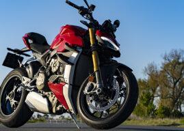 Ducati Streetfighter V4s, de koning