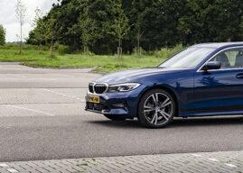 Test BMW 320d xDrive Touring, oer-Hollands comfort