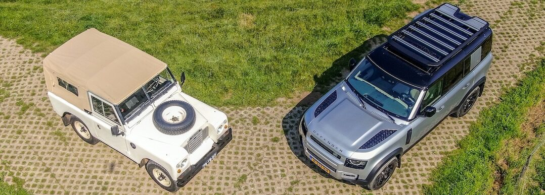 Autotest Land Rover New Defender 110 Driving-Dutchman