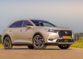 Test DS 7 CROSSBACK E-TENSE 4×4 300 Executive plug-in hybrid