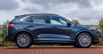 Ford Kuga PHEV 2020 Driving-Dutchman 6