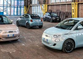 Rijtest elektrische Fiat 500