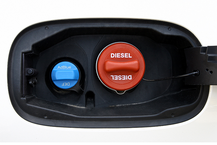AdBlue verwarmingselement Ford Ranger geeft de geest Driving Dutchman