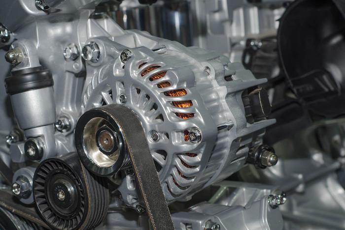Dynamo of laadsensor oorzaak lage boordspanning Volkswagen Amarok